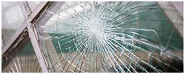 South Harrow Smashed Glass